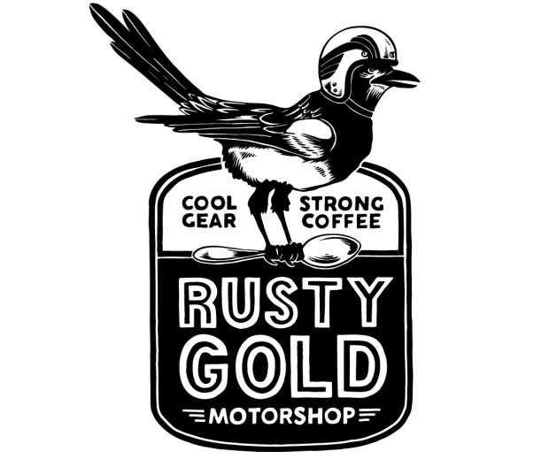 Rusty Gold MotorShop.