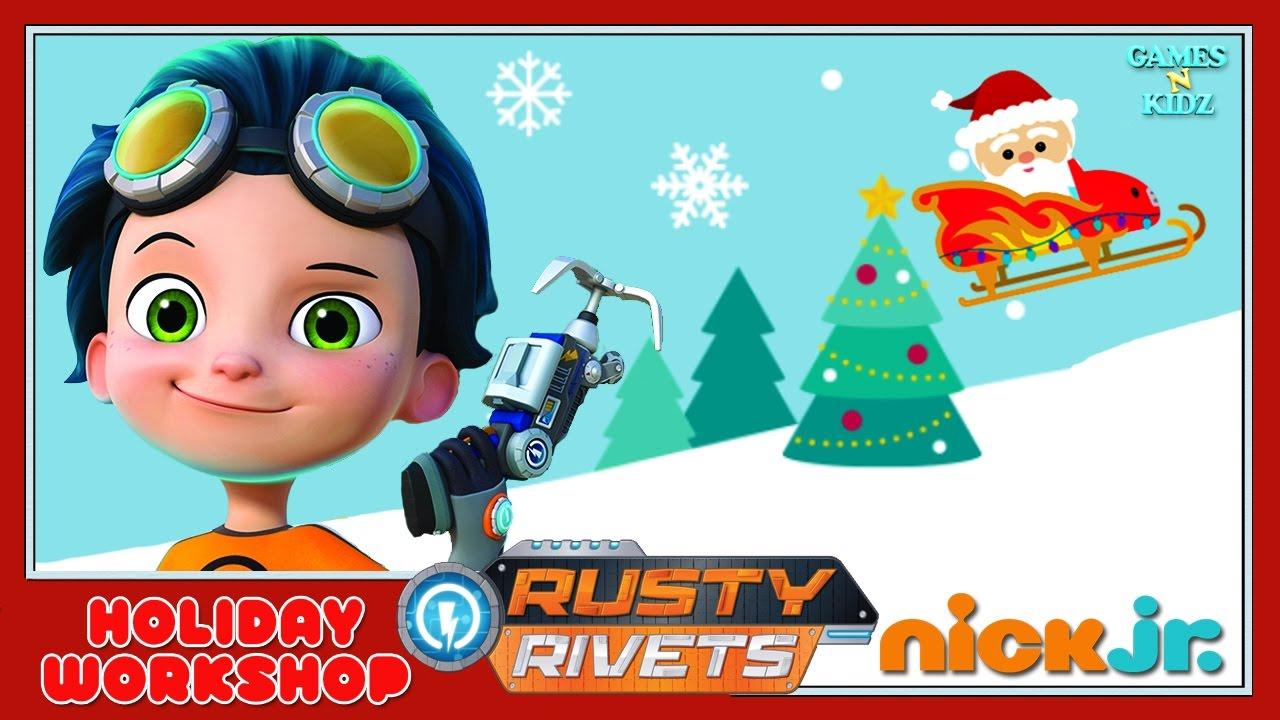Rusty Rivets: Stocking Stuff.