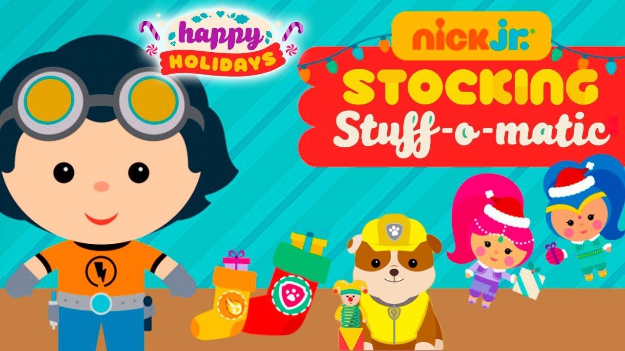 Holidays #Workshop: Stocking Stuff.