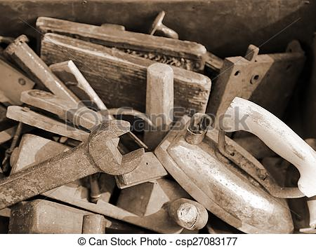 Picture of tools rust for sale by Junkman.
