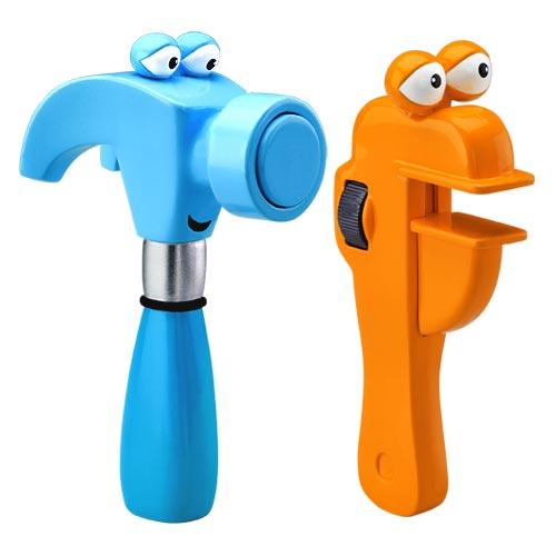 Rusty Tools Clipart.