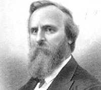 Rutherford B Hayes Was.