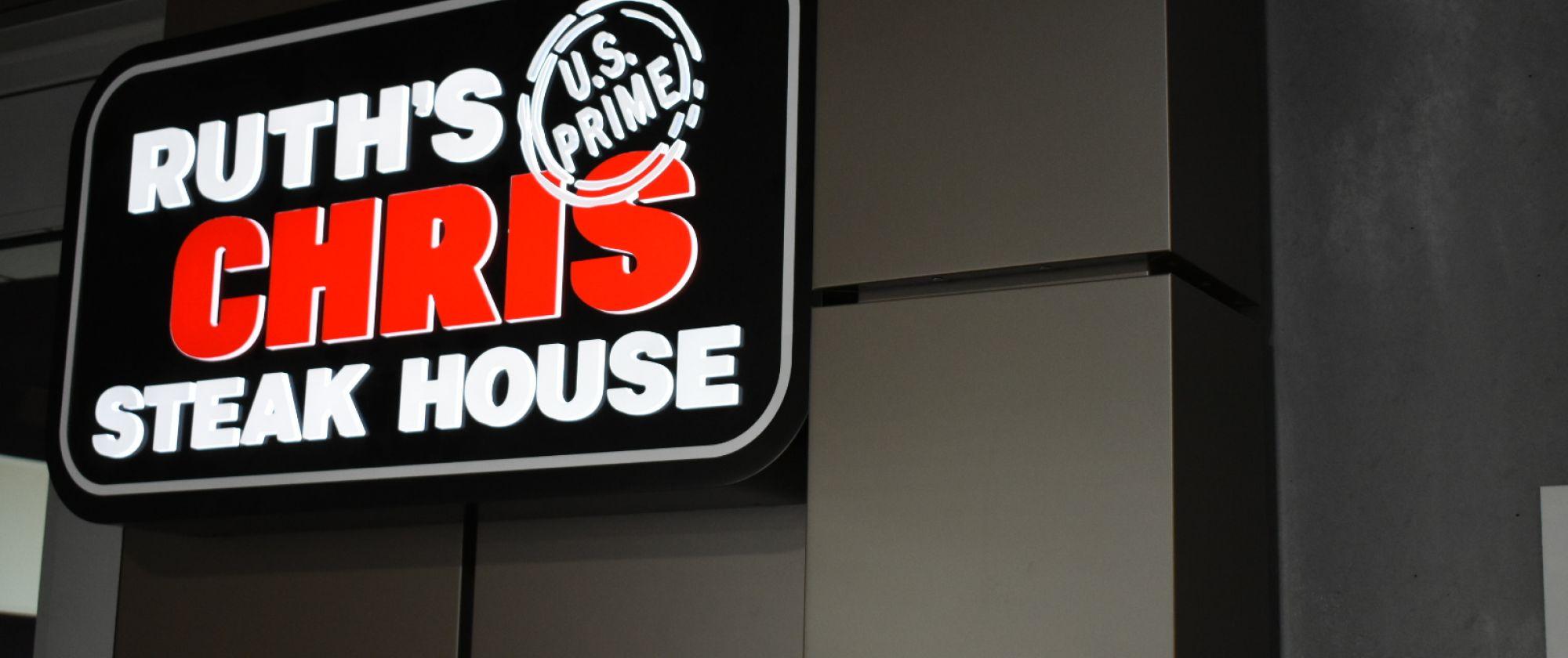 Ruth\'s Chris Steak House.