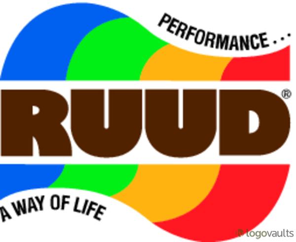 RUUD Logo (EPS Vector Logo).
