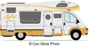 Motorhome Illustrations and Clipart. 1,192 Motorhome royalty free.