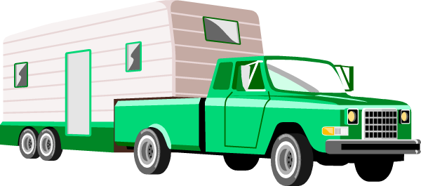 Rv Cartoon Clipart.