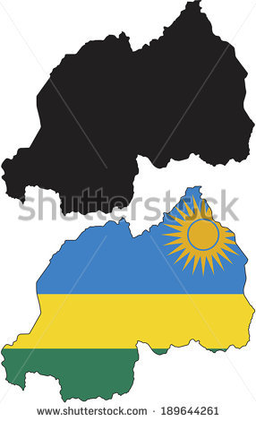 Rwanda Flag Art Stock Vectors & Vector Clip Art.