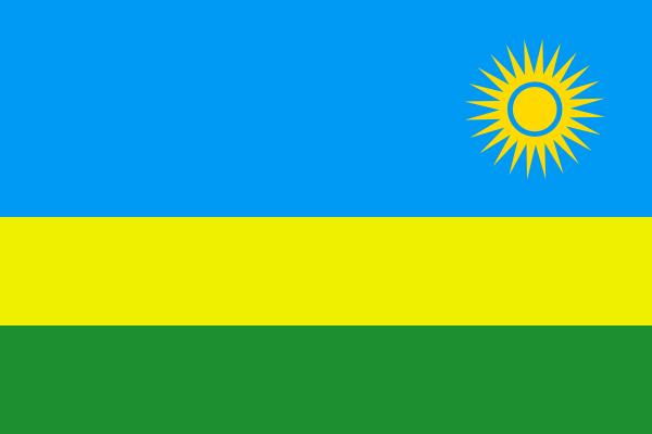 Rwanda clip art Free Vector / 4Vector.