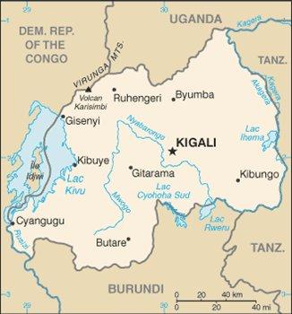 Free Rwanda Clipart.