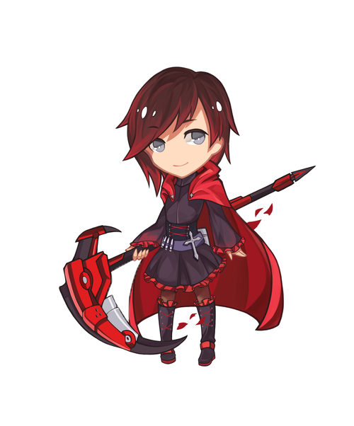 anime png transparent ruby rose idk what to tag this.