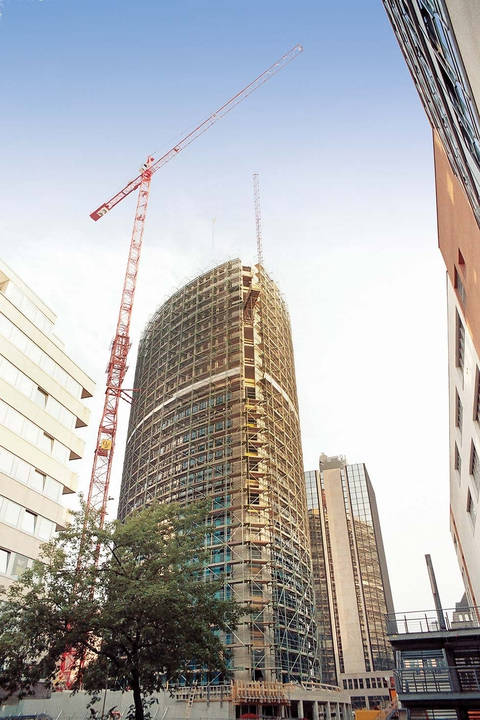 Höchstes Gebäude in Dortmund: RWE.