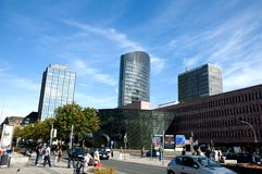 RWE Tower Stock Image.