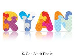 Ryan Clipart Vector Graphics. 13 Ryan EPS clip art vector and.