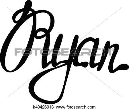 Ryan Clip Art EPS Images. 13 ryan clipart vector illustrations.