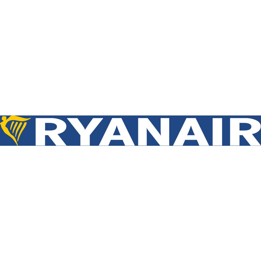 Ryanair logo, Vector Logo of Ryanair brand free download.