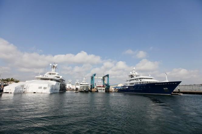 Rybovich Superyacht Marina — Luxury Yacht Charter & Superyacht News.