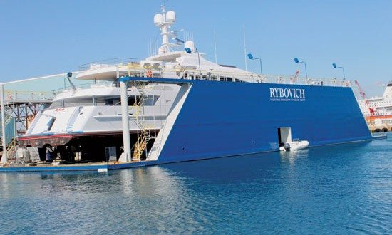 NEWS: Rybovich Gains Dry Dock.