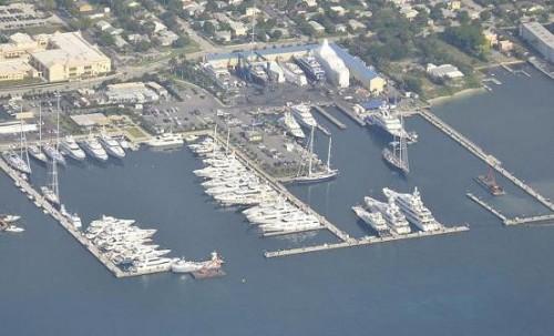 Rybovich Marina & Shipyard.