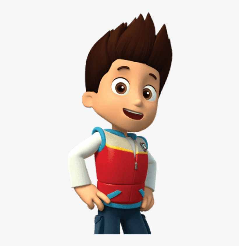 Free Png Download Paw Patrol Ryder Clipart Png Photo.