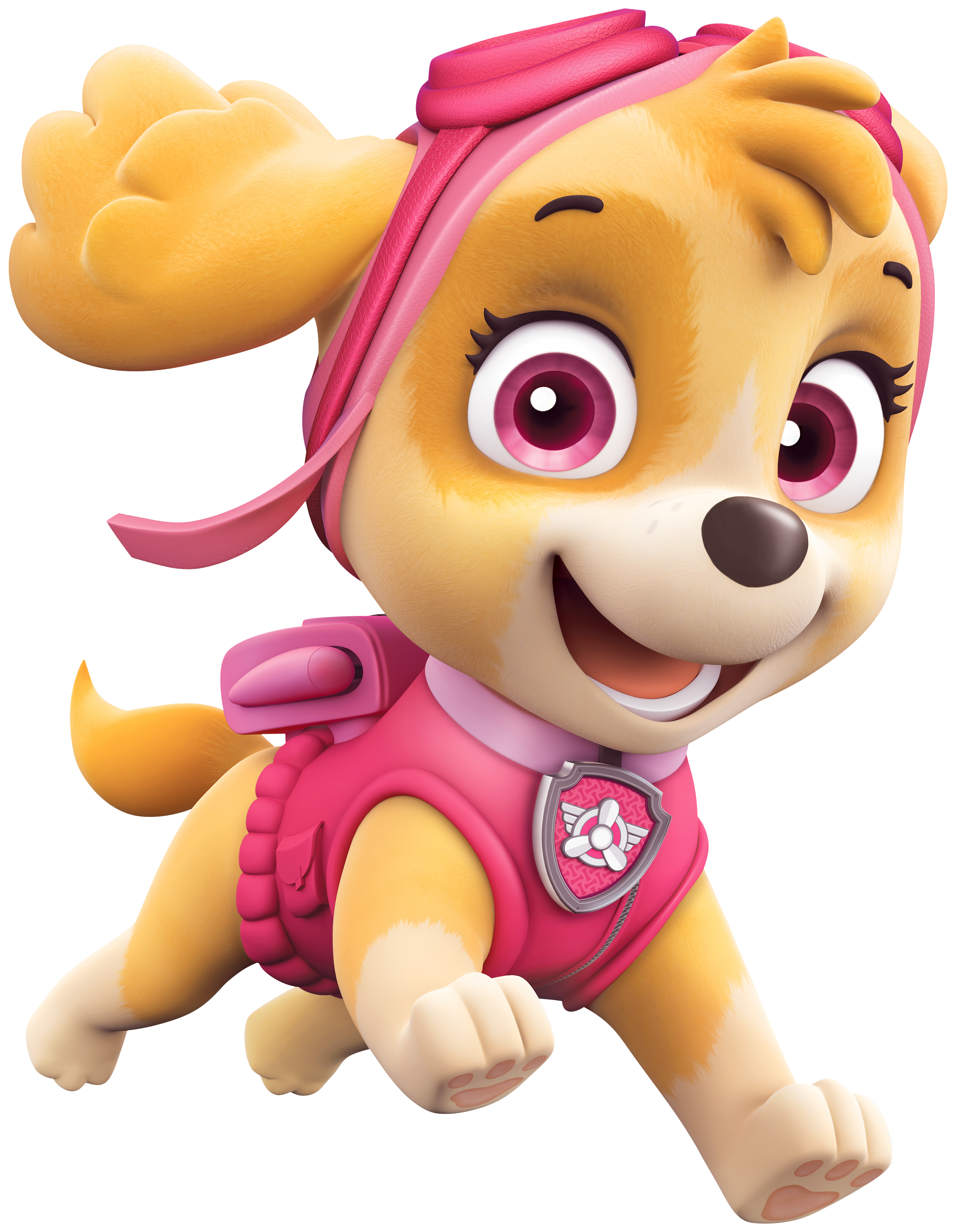 Paw Patrol Clipart images collection for free download.