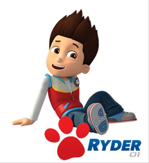 Ryder from PAW Patrol.