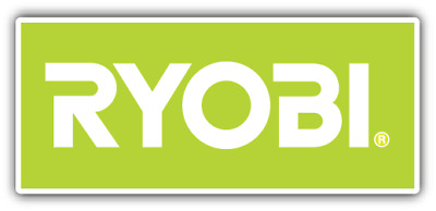Ryobi Tools Tool USA Car Bumper Window Tool Box Sticker Decal 7\