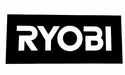 NEW RYOBI TOOLS DECAL STICKER FORD F150 CHEVY SILVERADO DODGE RAM TOYOTA  TACOMA.