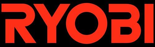 RYOBI logo (for reproduction label).
