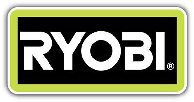Ryobi Tools USA Car Bumper Window Tool Box Sticker Decal 6\