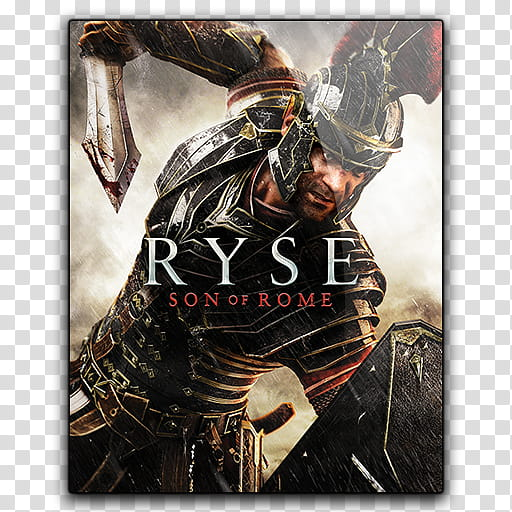 Icon Ryse Son of Rome transparent background PNG clipart.