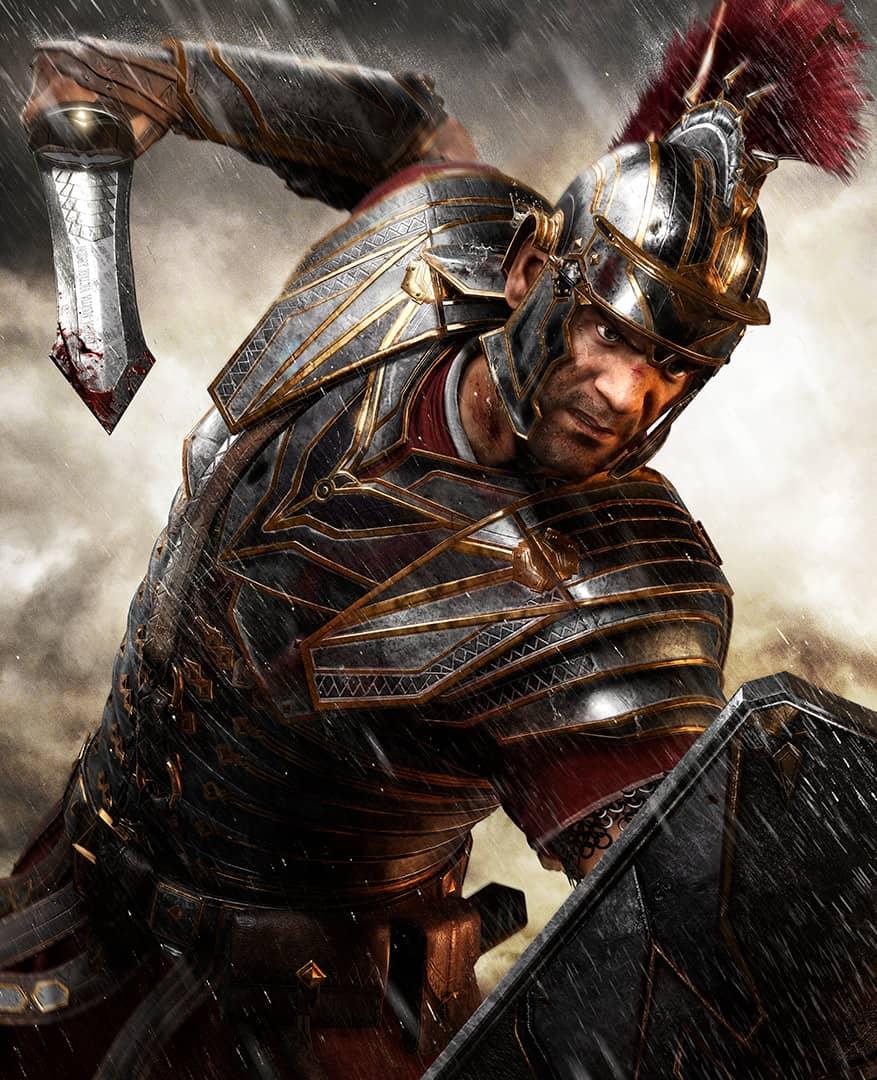 Ryse Son of Rome.