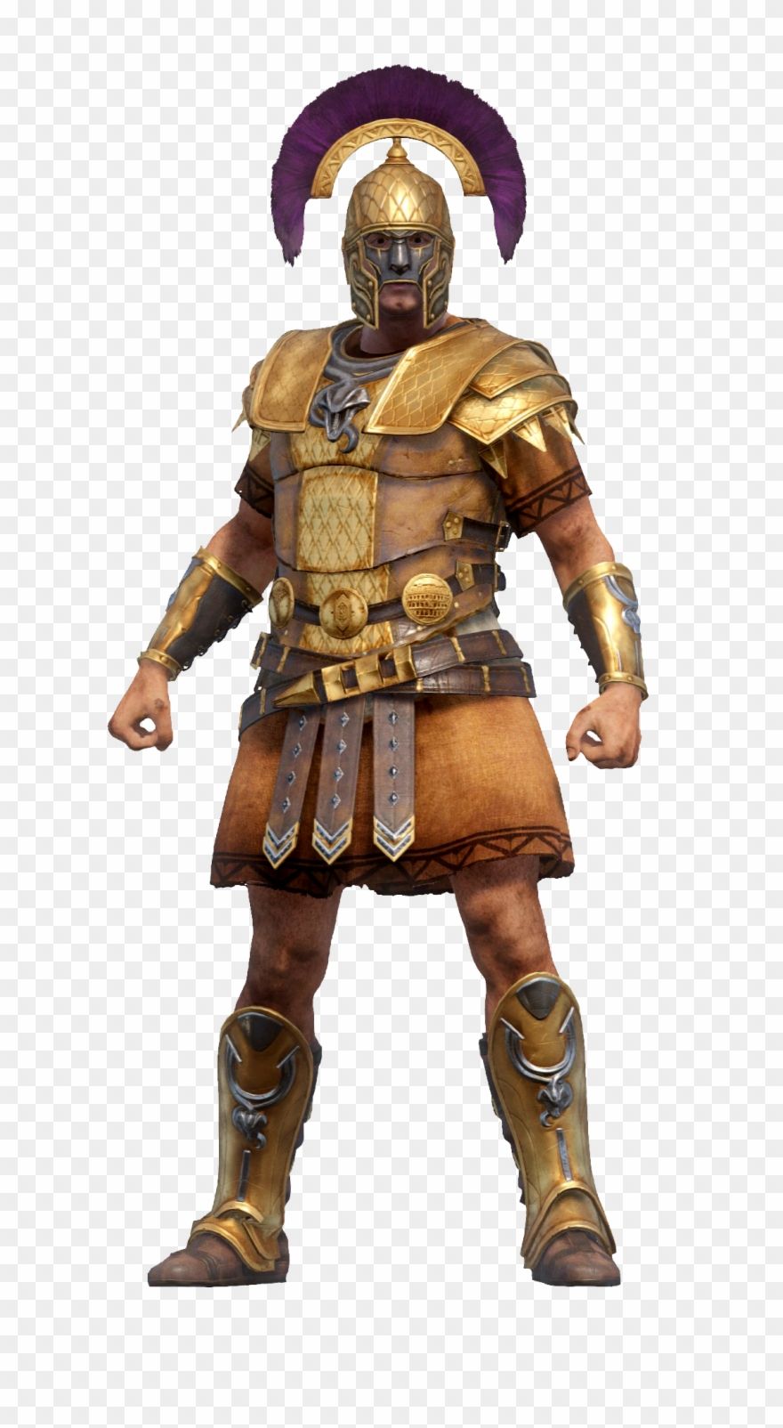 Gladiator Transparent Background.