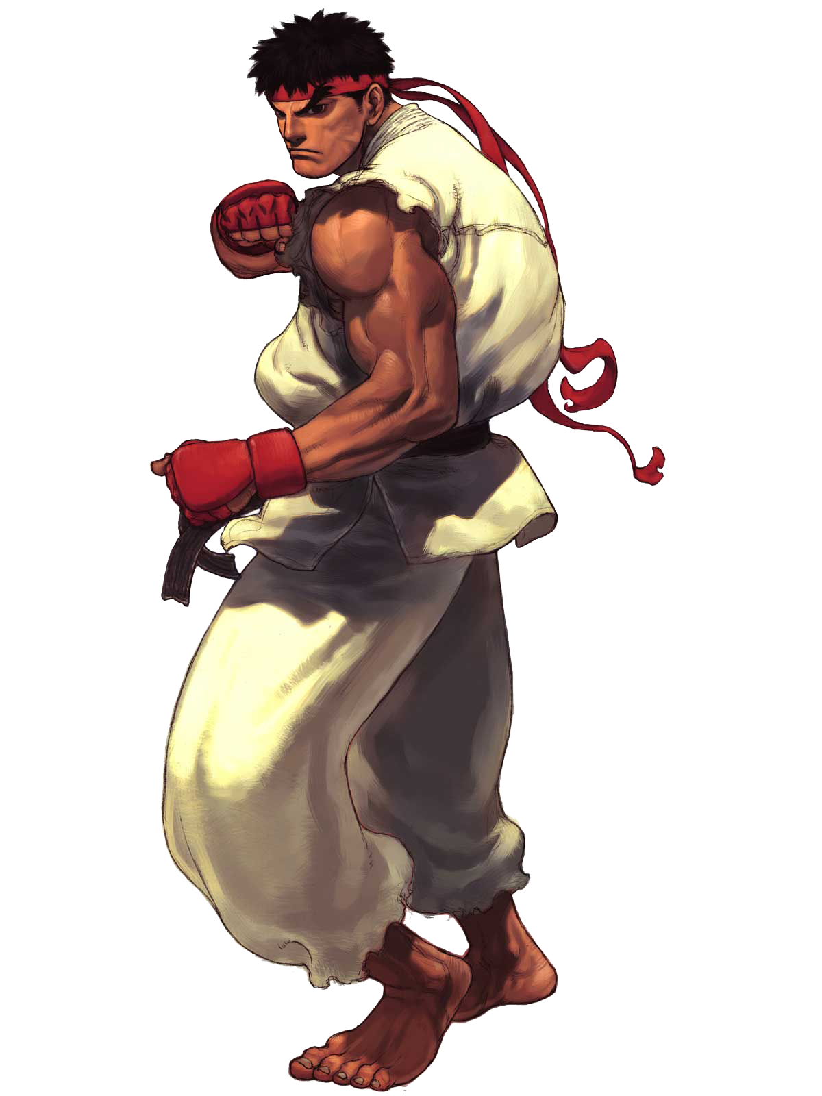 Download Ryu PNG File For Designing Projects.
