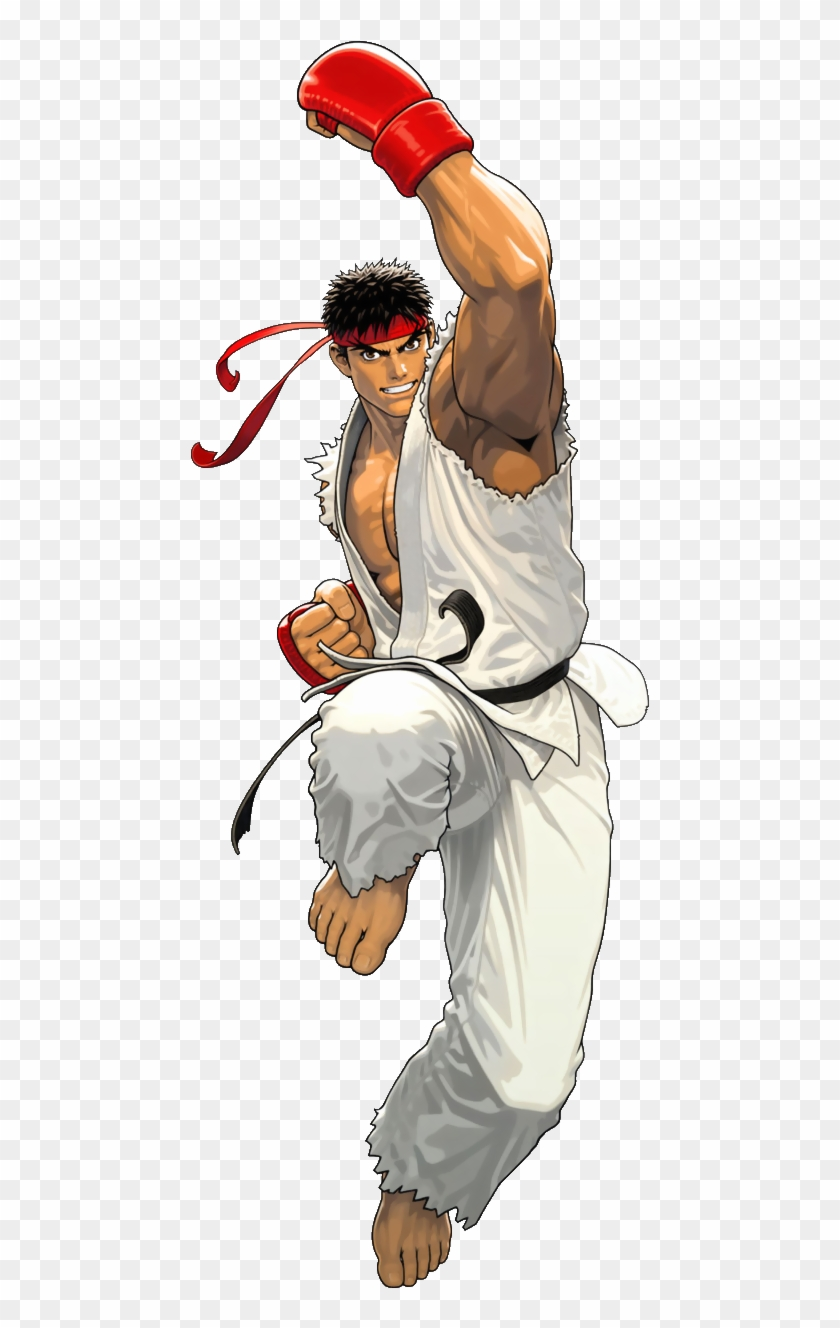 Ryu Street Fighter Png, Transparent Png.
