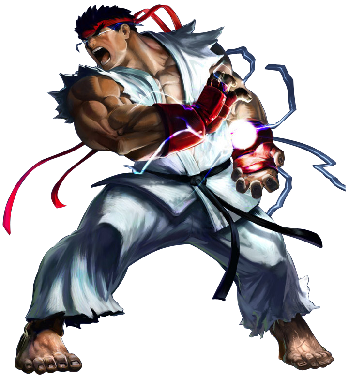 Download Ryu PNG Photos For Designing Projects.