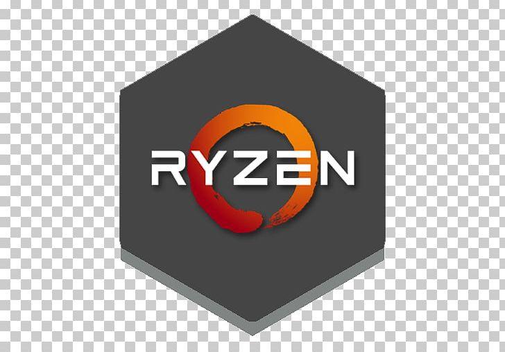 Socket AM4 Intel Core Ryzen Central Processing Unit PNG.