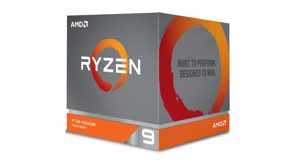 AMD Ryzen 9 3900X 12.