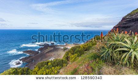 Sao Miguel Stock Photos, Royalty.