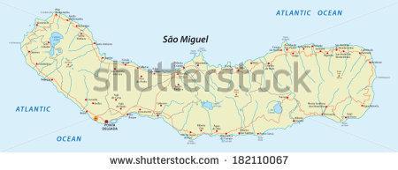 Sao Miguel Stock Vectors & Vector Clip Art.