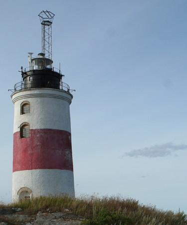 Lighthouses of Sweden: Stockholm Area.