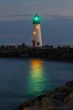 Five amazing lighthouse stays.