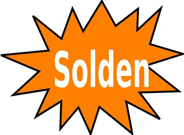 Solden Clip Art at Clker.com.