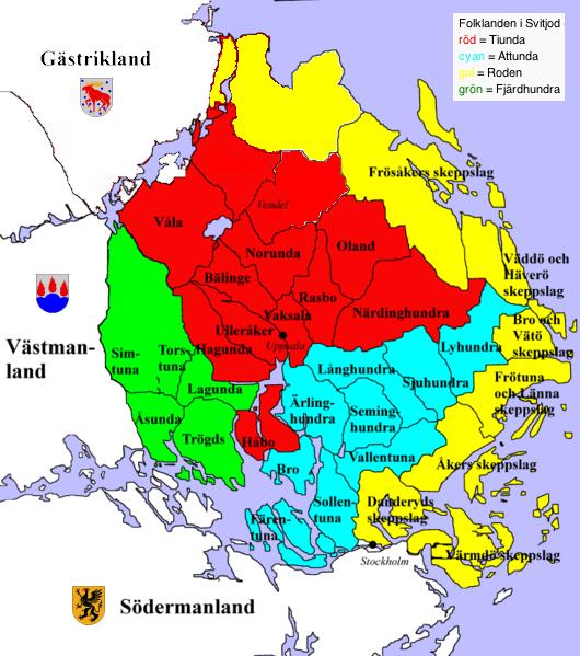 Västmanland.