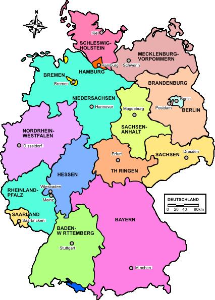 Deutschland Clip Art at Clker.com.