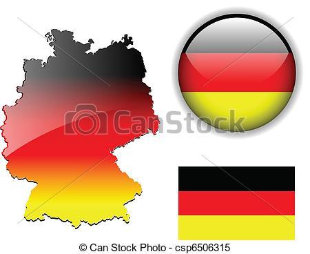 Deutschland Vector Clipart Royalty Free. 844 Deutschland clip art.