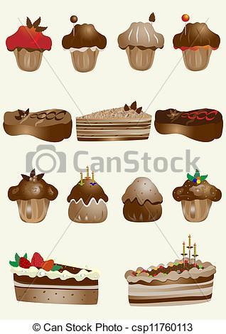 A cupcak, díszes, Ízletes, Sütemény.