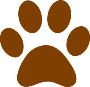 78 Best ideas about Paw Print Clip Art on Pinterest.
