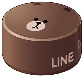 Amazon.com: Takara Tomy LINE AutoMee S Brown Version: Toys & Games.