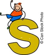 S clipart #18