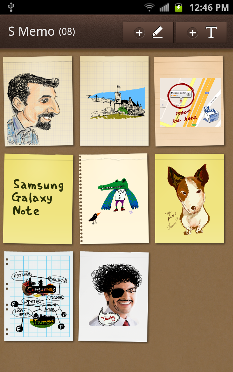 Samsung Galaxy Note review.